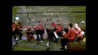 kalina Balalaika Ensemble at Chester Cathedral part 2