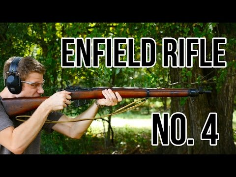 The Enfield Rifle No. 4