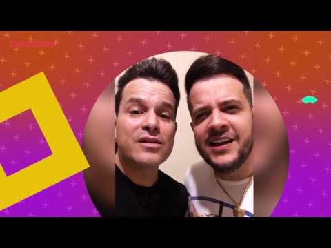 MINHA MÃE EM 1 MÚSICA com JOÃO NETO E FREDERICO | Palco MP3