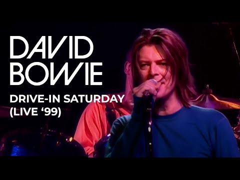 David Bowie - Drive-In Saturday (Live at the Elysée Montmartre, Paris on 14th October, 1999)