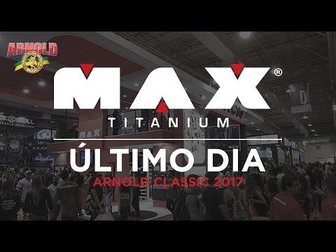 Arnold Classic South America - Último Dia