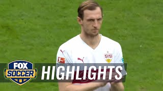 Video Gol Pertandingan Ingolstadt vs Vfb Stuttgart