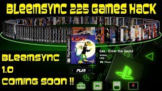 PlayStation Classic 225 Games HACK Demo; BleemSync 1.0 coming soon