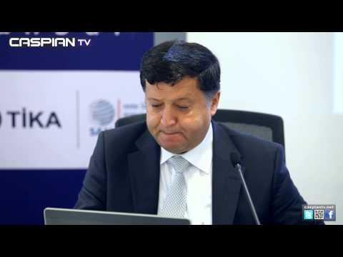 """Ali Karakaya """"Southern Gas Corridor II"""" Caspian Summer School Day 2 - 20.08.2013"""