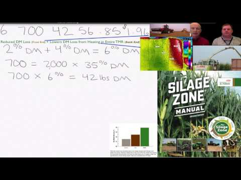 Pioneer®  Silage Inoculants - Doing the Math on Dry Matter Savings