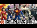 TOYBIZ Spider-Man The Animated Series Wave 7
