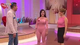 EL ATUENDO DE MISHELLE LA NUEVA PANTERA ROSA!!!!!!!