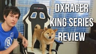 DXRacer King Series Chair Mini-Review (Follow Up Video)