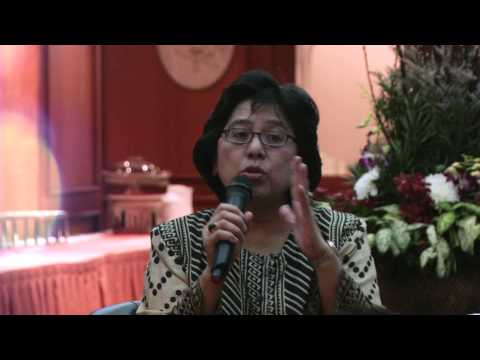 Asia Women @Lean In - An evening with Dato' Zuraidah Atan, Malaysian Petroleum Club: 16th April 2015