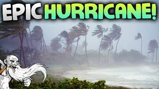 "Stranded Deep Gameplay - ""NEW EPIC HURRICANES!!!""  - Let"