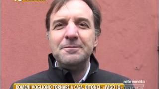 105/12/2014-ROMENI VOGLIONO TORNARE A CASA, BITONCI: «PAGO IO»