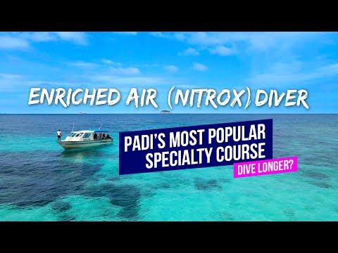 Diving with NITROX