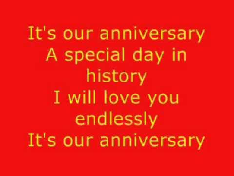 Lemar-Anniversary With Lyrics