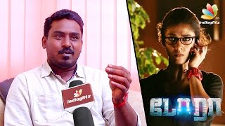 'Dora' Director Reveals Why He Chose Nayantara over Male Actor | Interview