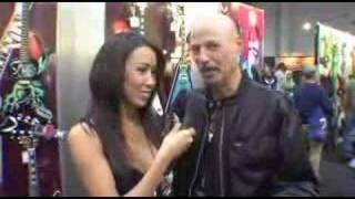 Bob Kulick talks about Dean Guitars