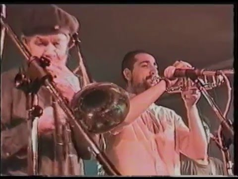 Rico Rodriguez & Roots to the Bone Band - Jungle Beat (Live in Argentina)