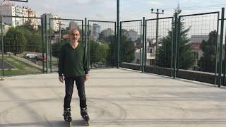 Gambar cover Zekeriya Aktürk Roller Blade 1