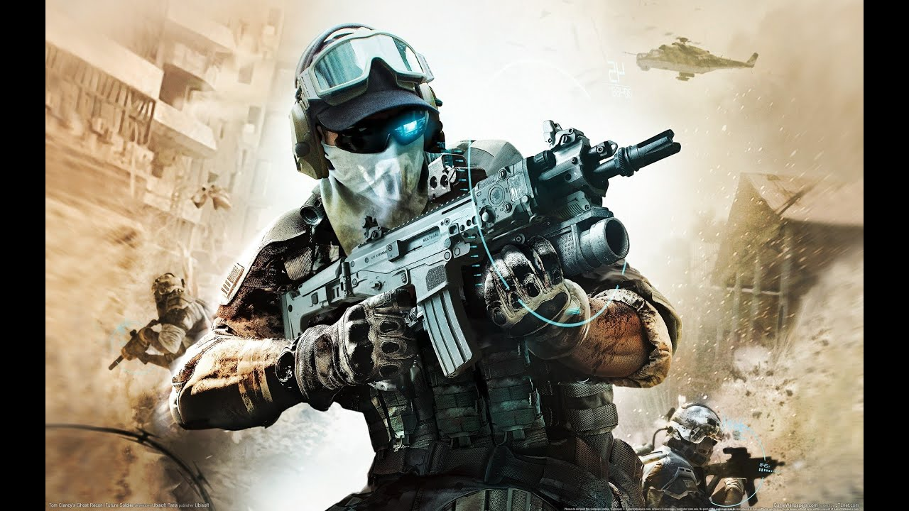 Tom Clancys Ghost Recon Future Soldier PC Game Overview
