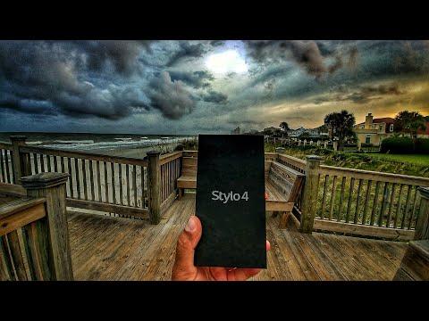 Nuevo LG Stylo 4 - 6.2 pulgadas de Pantalla - Desempaquetado 2018