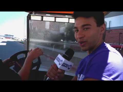 How do Golf Cart Rides Work? #ASKGCU | Grand Canyon University