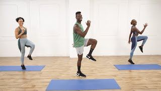 Free Preview of No-Equipment Cardio HIIT Workout From 4-Week Full-Body Fusion