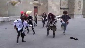 Fête de la danse Lausanne 2014
