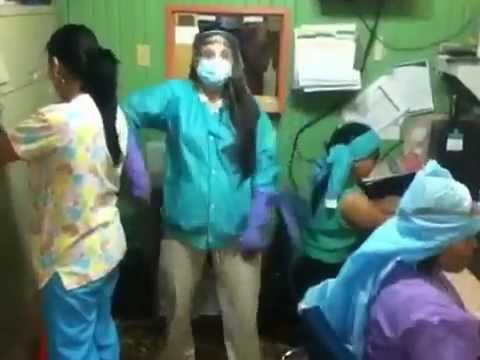 FUNNY Harlem Shake in Puerto Rico(Dental Office) - YouTube