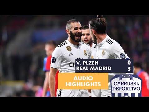 Viktoria Plzen vs. Real Madrid 5eb81fef7aad9