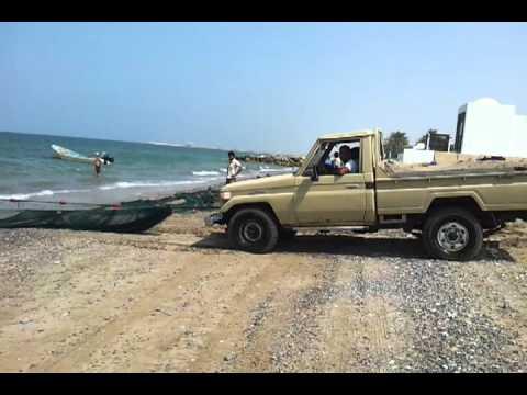 Land Cruiser in Muscat, Oman