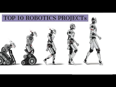 TOP 10 Unbelievable DIY Projects Using Arduino And Raspberry Pi (Robotics)
