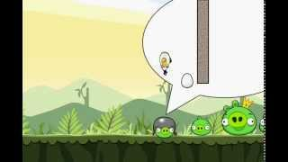 Angry Birds and the King Sling