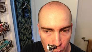 How I Shave My Beard With A Mach 3