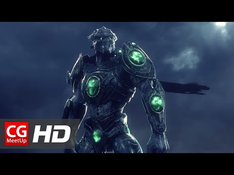 "CGI 3D Animated Trailer HD: ""StarCraft Universe Cinematic"" by Chris Scubli"
