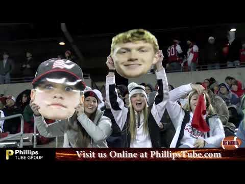 Shelby vs Steubenville 2017 State Football Final Four