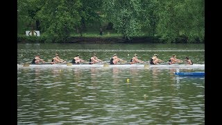 Recap: UCF Rowing American Athletic Conference Championship