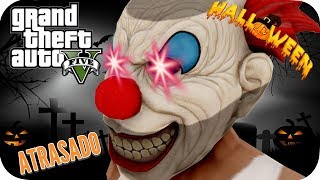ESPECIAL HALLOWEEN DE GTA V RETRASADO PARA PS4