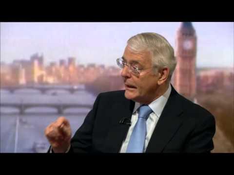 Brexit: John Major v  Liam Fox