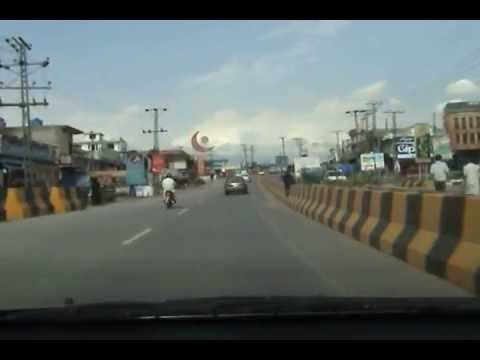 Islamabad to Murree Time lapse