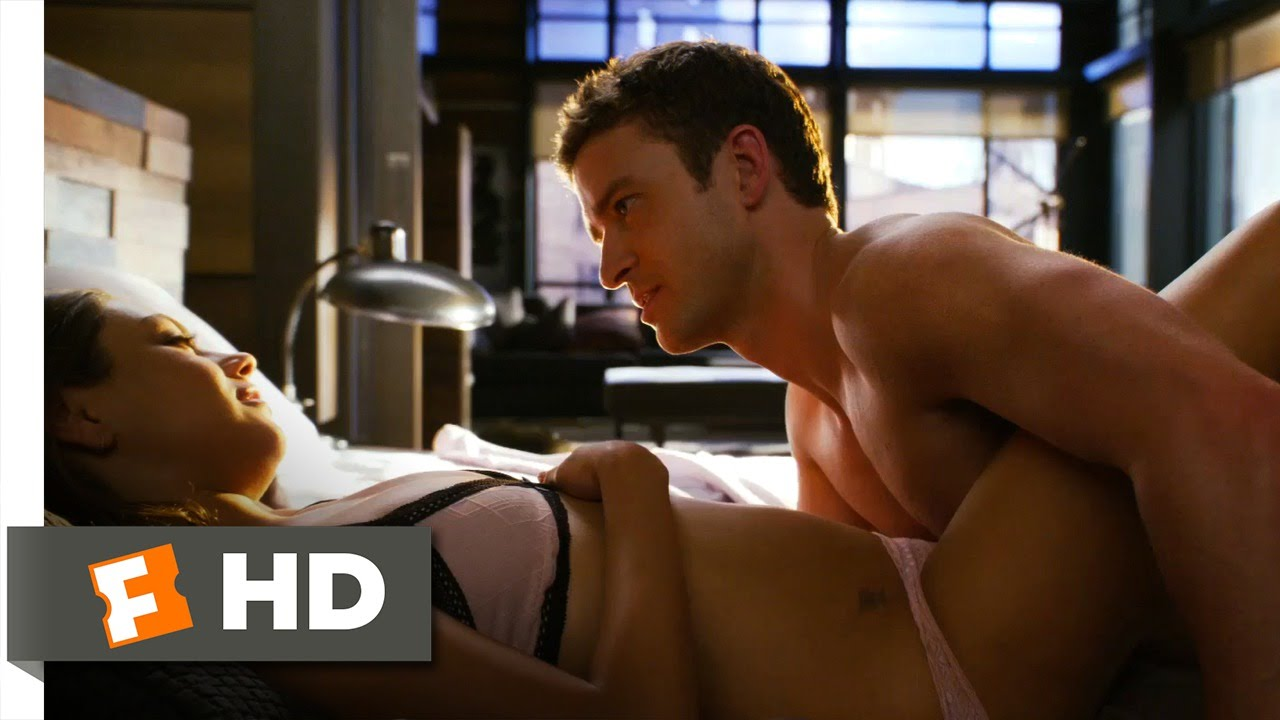 Friend with benefits sex scene