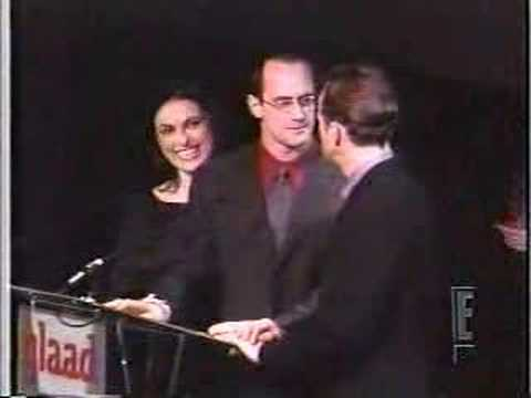 Chris Meloni And Lee Tergesen At 2000 Glaad Awards Youtube Lee tergesen official web site: chris meloni and lee tergesen at 2000 glaad awards
