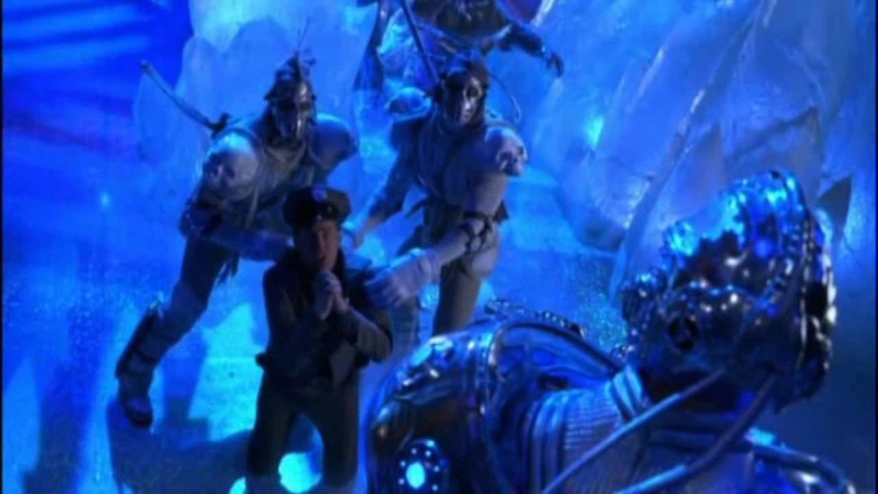 Mr. Freeze Sings I'm Mr. Snow Miser - YouTube