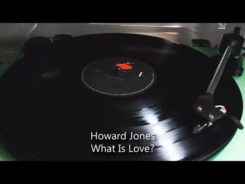 Howard Jones - What Is Love? (1984)