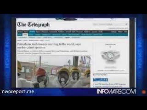 Fukushima Meltdown is a Warning to the World