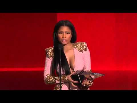 Favorite Rap/Hip-Hop Artist (AMA 2015) - Nicki Minaj