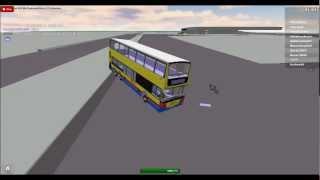 Conducción de autobús Roblox Hong Kong (nuevo vídeo)