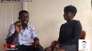 Kwaku Manu Aggressive Interview With SHUGATITI - Going Nα.ked is part of my JOB 🔥