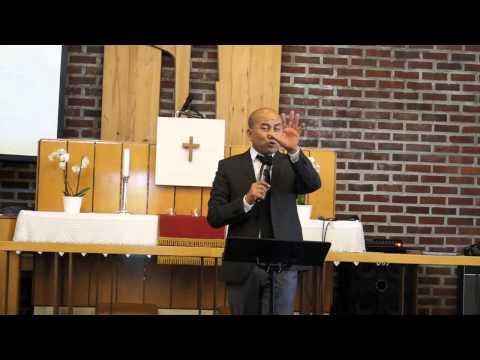 Rev. Hoi Cung Tum. Sermon 6 - IBC Sandnes Norway