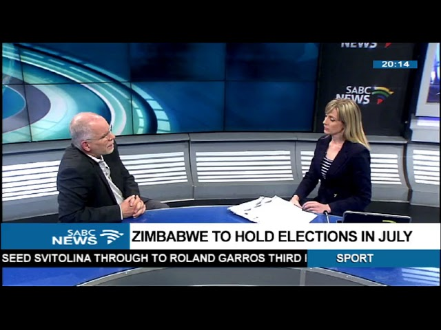 Proffessor David Moore previews and predicts outcome of Zimbabwe polls.