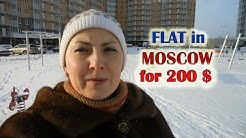 Apartment for Rent in Moscow 🎥 our Friends' Flat on Different Russia Channel
