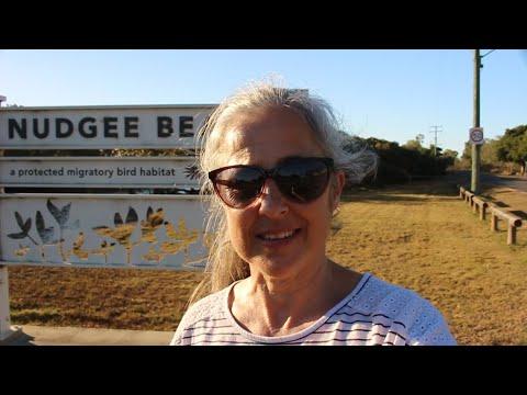 Walk And Chat - Nudgee Beach,  Brisbane,  Queensland